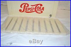 Permasteel PS-203F1-PEPSI Patio Cooler, 80-Quart