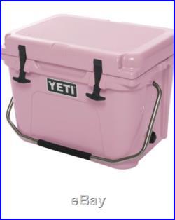 Pink Yeti Cooler Roadie 20