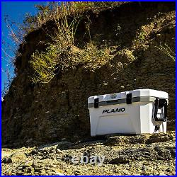 Plano Frost 32 Quart Cooler with Built In Bottle Opener and Dry Basket (Open Box)