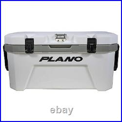 Plano Frost 32 Quart Heavy Duty Cooler with Built In Bottle Opener and Dry Basket
