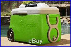 Portable Air Conditioner & Cooler 38 Qt. 3 Speed Fan Home Room Camping Cooling
