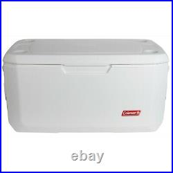 Portable Cooler Coleman 120 Qt Cold Ice Chest Insulated Fishing Xtreme Storage