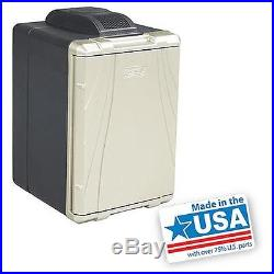 Portable Thermoelectric Cooler 40 Quart 12V electric fridge Car Travel Camping