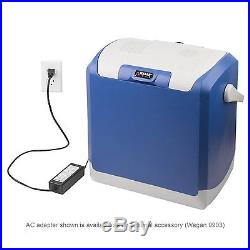 Portable Travel Cooler and Warmer Car Camping Beverage Food Chest 12V AC/DC -2L