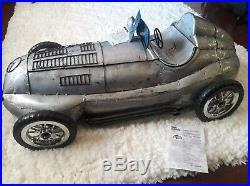 RARE Silver Bullet Monopoly Car Metal COOLER Ice Chest ART AARON JACKSON EEIEEIO