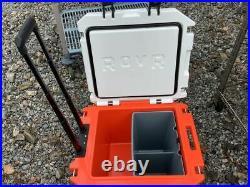 ROVR 45-quart Rolling Cooler