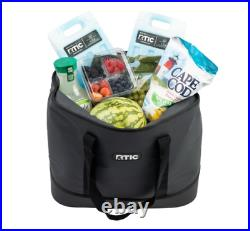 RTIC Day Cooler Insulated Tote Beach Bag Graphite Black