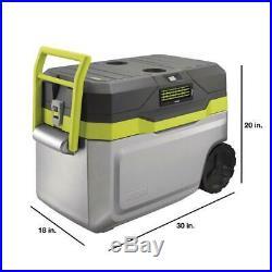 RYOBI 18-Volt ONE+ 50 qt. Cooling Cooler P3370