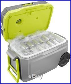 Ryobi 18-Volt ONE+ 50 Qt. Cooling Cooler