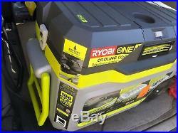 Ryobi 18-Volt ONE+ 50 Qt. Cooling Cooler No Battery