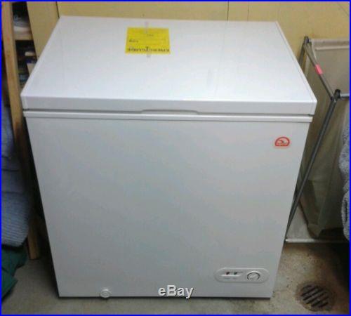 Small ice freezer