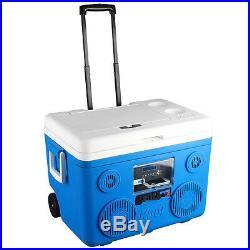 TUNES2GO KoolMAX Bluetooth 350W Portable PA Speaker/Ice Cooler (Refurbished)