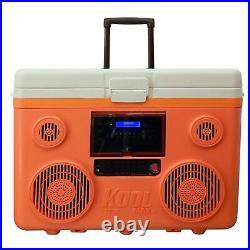 TUNES2GO KoolMAX Bluetooth 350W Portable PA Speaker Sondpex Ice Cooler Stereo
