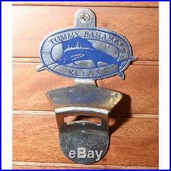 Tommy Bahama 100 Quart Wood Rolling Cooler