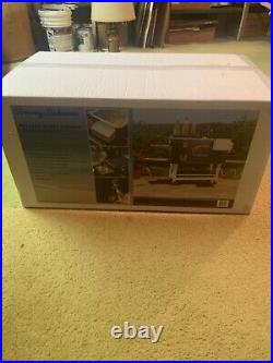 Tommy Bahama rolling 100 qt. Stainless steel cooler new in box