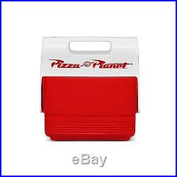 Toy Story Pizza Planet Playmate Pixar Mini 4qt Igloo Limited Edition Cooler