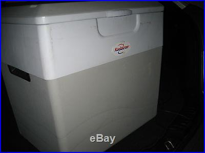 Used Koolatron Portable Car Cooler, AC power, PT85 holds 80+ cans 52QT Crusader