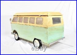 VW Bus Drink Cooler Volkswagen Hippie Van Beer Cooler VW Microbus Cooler