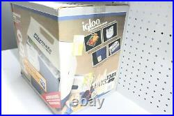 Vintage NOS NIB Original Playmate Igloo Ice Chest 15 QT & Cooler Blue & Drink US