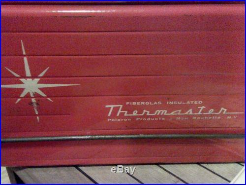 Vintage thermaster cooler