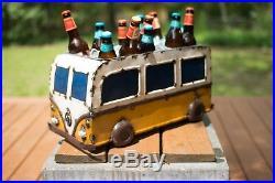 Volkswagen VW Bus Van Cooler Planter Home Garden Party Decor Retro Classic