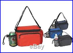 Waterproof Durable Lunch Insulated Cooler Tote Bag Box with Shoulder Strap 9