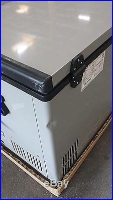 Whynter 85 Quart Portable Refirgerator Freezer FM-85G 12v Option