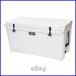 YETI COOLER WHITE TUNDRA 110 COOLER SIZE 110 NEW YT110W FREE YETI BOTTLE OPENER
