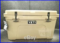 YETI Coolers YT45T Tan Tundra 45QT Cooler 25-1/2x15-1/2x16