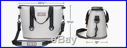 YETI HOPPER 40 SOFT SIDE PORTABLE COOLER NEW IN THE BOX FREE FEDEX GROUND SHIP