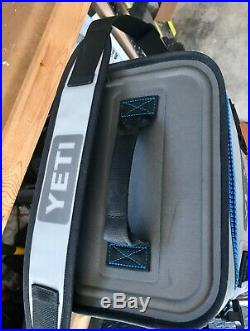 YETI Hopper Flip 8 + Rambler Colster