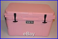 YETI PINK 45 QUART TUNDRA COOLER LIMITED EDITION (NEW) Valentine's Day IS COMING