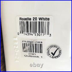 YETI Roadie 20 Hard Cooler White