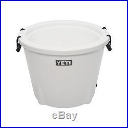 YETI Tank 45 10.5-Gallon Cooler White