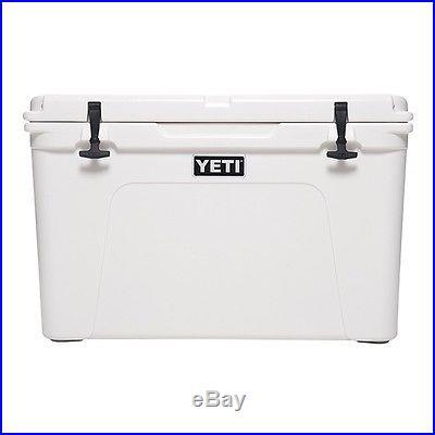 YETI Tundra 105 White Cooler YT105W