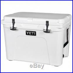 YETI Tundra 45 Quart Cooler color White