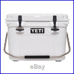 YETI YR20W Roadie 20 Quart Portable White Cooler