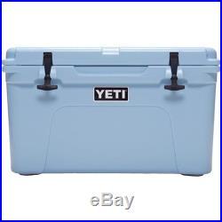 YETI YT45B Tundra 45 Quart Ice Blue Cooler