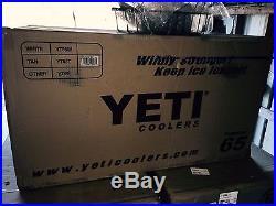 Yeti 65 Cooler