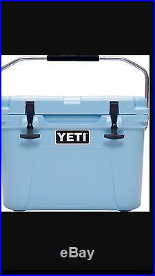 Yeti Cooler Roadie 20 Quart Ice Blue YR20B