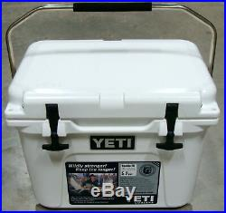 Yeti Cooler Roadie 20 Quart White YR20W New