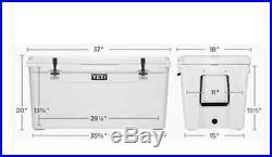 Yeti Cooler Tundra 110 Quart White YT110W