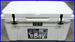 Yeti Cooler Tundra 65 Quart White YT65W New