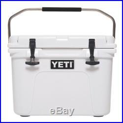 Yeti Coolers YR20W Roadie 20 Quart Cooler in White