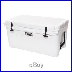 Yeti Coolers YT6W Tundra 65 QT (Quart) in White