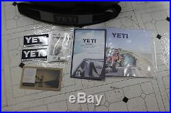 Yeti Hopper 30 Leakproof Cooler Gray/Blue