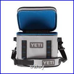 Yeti Hopper Flip 12 Fog Gray/Tahoe Blue