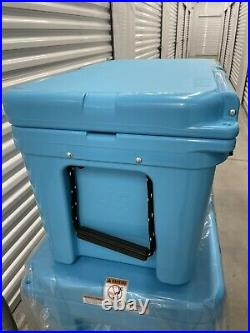 Yeti REEF BLUE 45 Tundra RARE limited edition color Used 1 Time Awesome
