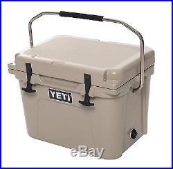 Yeti Roadie Cooler, 20 quart, Desert Tan! FREE SHIPPING