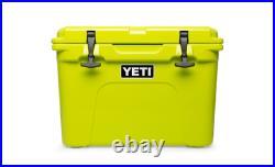 Yeti Tundra 35 Chartreuse (NEW IN BOX)